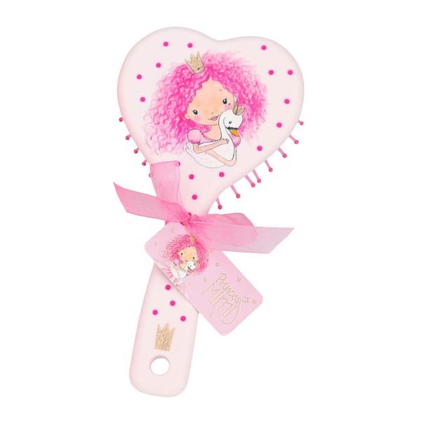 Princess Mimi Haarborstel roze