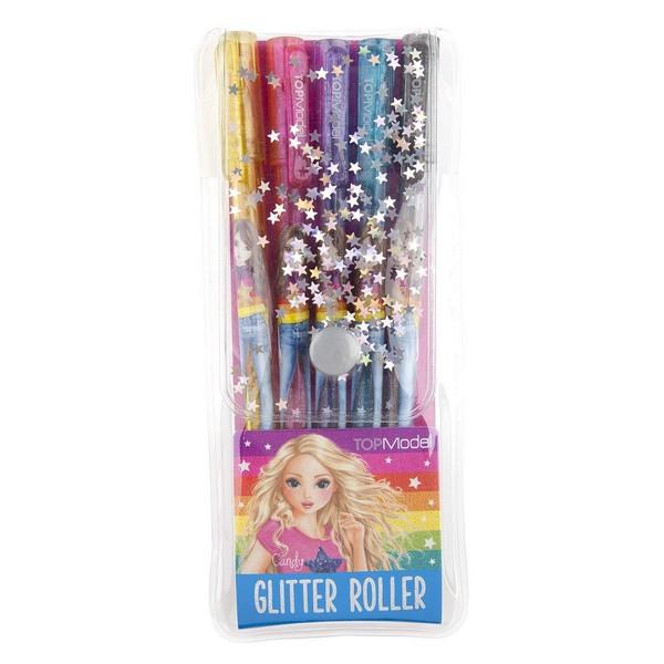TOPModel Gelpennen Glitter