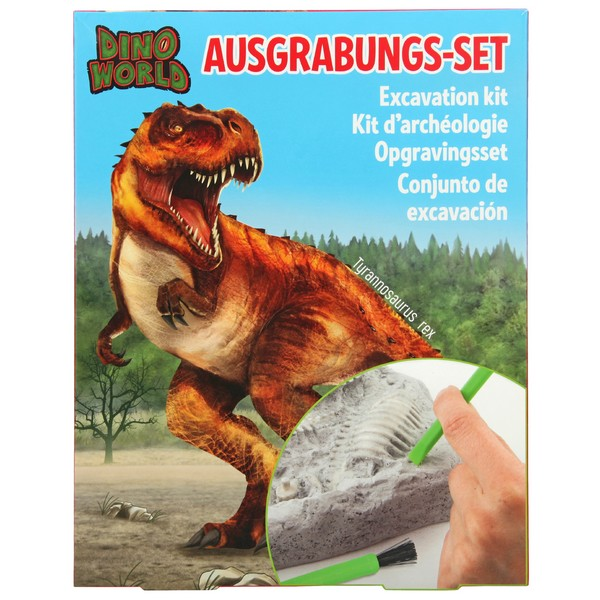 Dino World Opgravingsset T-Rex