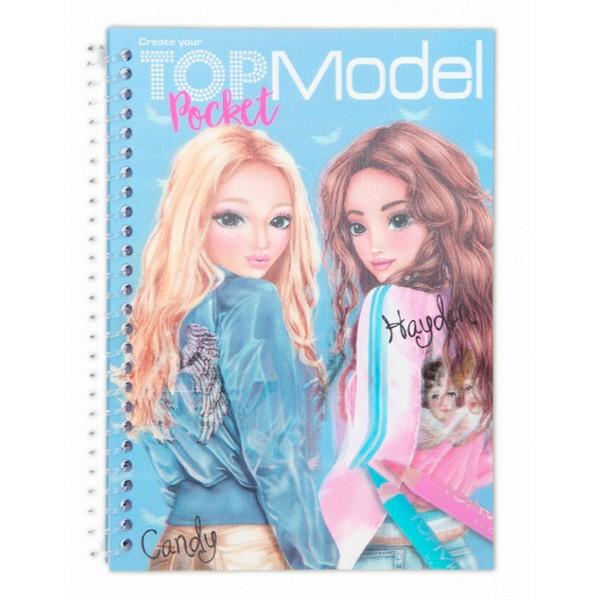 TOPModel 3D Pocket Ontwerper Candy & Hayden