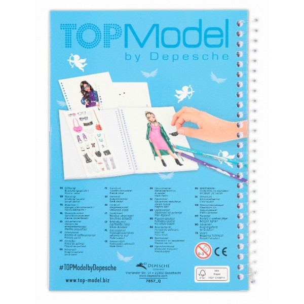 TOPModel 3D Pocket Ontwerper Talita