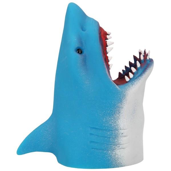 Dino World Haaienhandpop Azuur Blauw