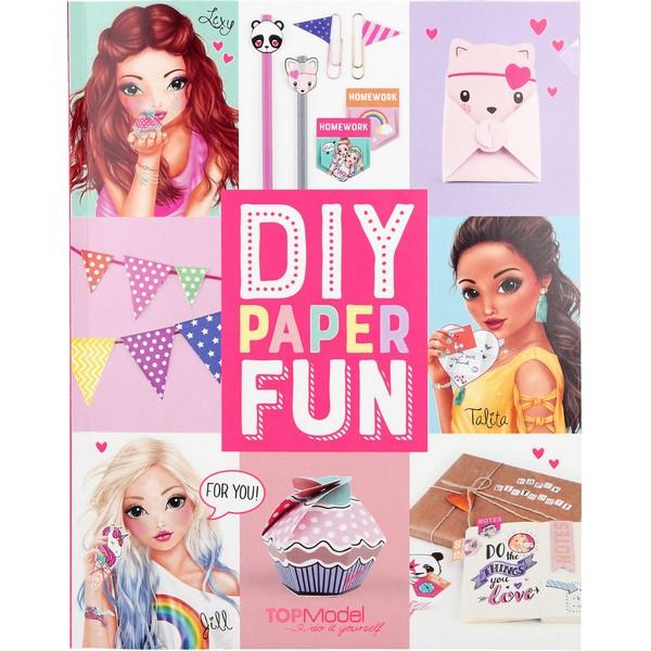 TOPModel DIY Paper Fun