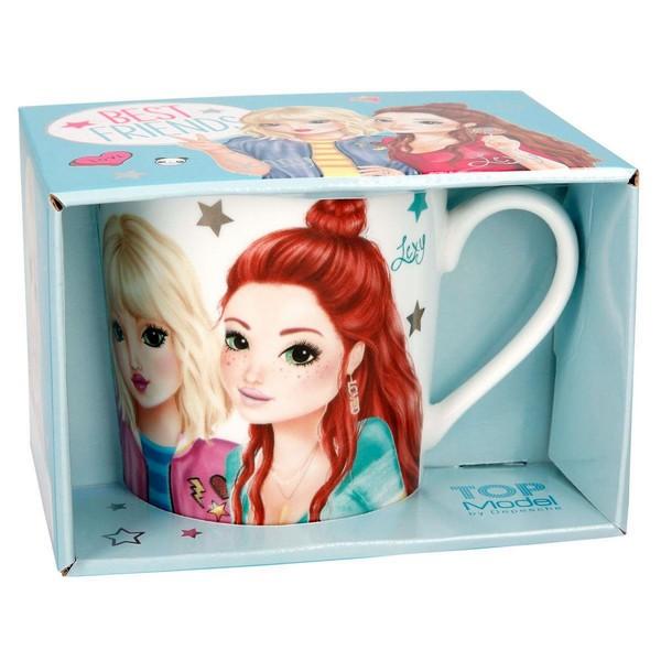 TOPModel Mok in geschenkverpakking Jenny & Lexy