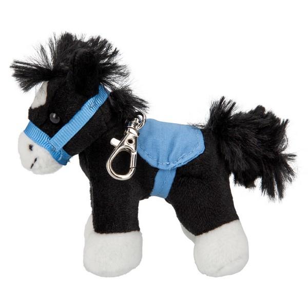 Miss Melody Sleutelhanger Zwart Paard