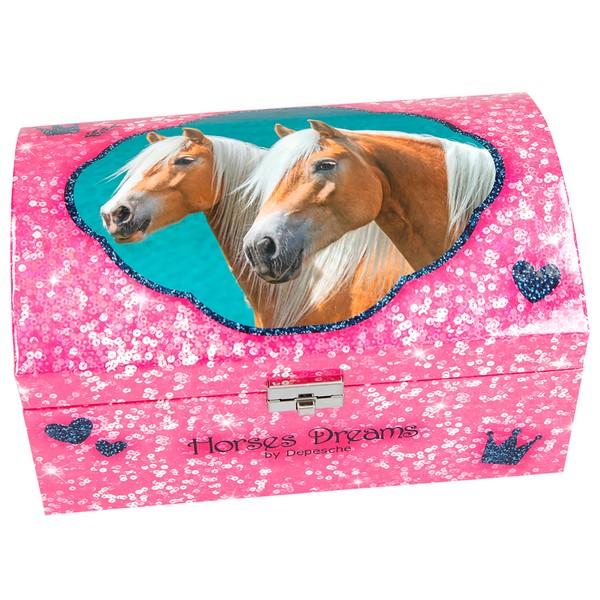 Horses Dreams Juwelendoos Best friends