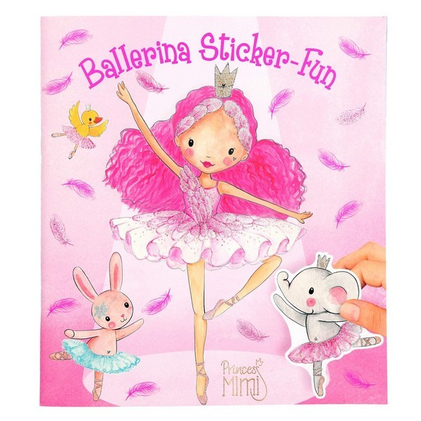 My Style Princess Mimi Ballerina Sticker-Fun