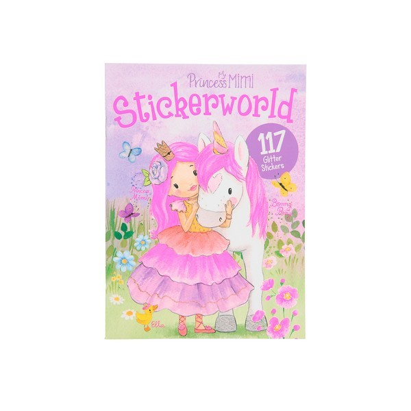 Princess Mimi Stickerwereld Mini