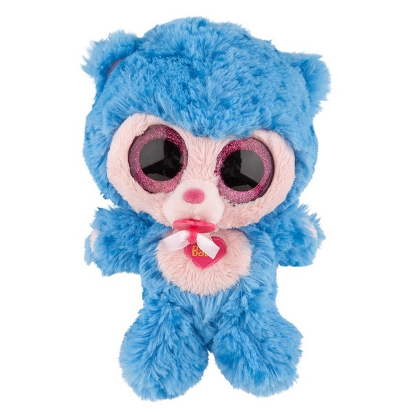 Minimoomi knuffel Baby Blauw (18 cm)