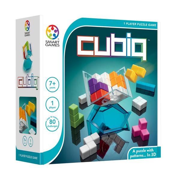 SmartGames Cubiq