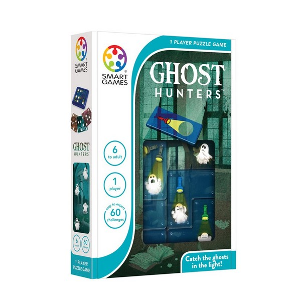 SmartGames Ghost Hunters