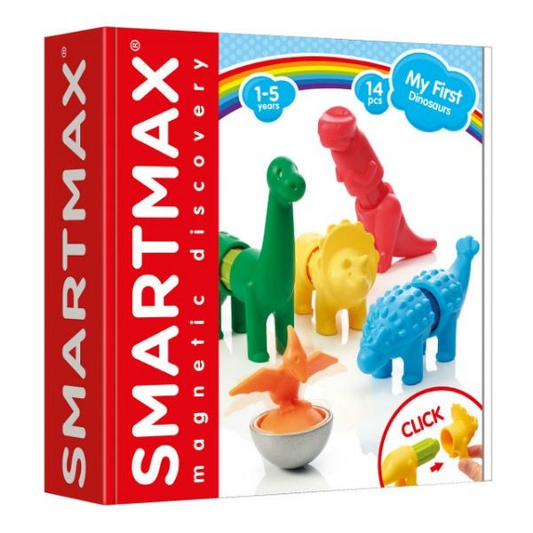 SmartMax Mijn eerste Dinosauriërs Speelset