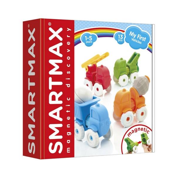 SmartMax Mijn eerste Voertuigen Speelset
