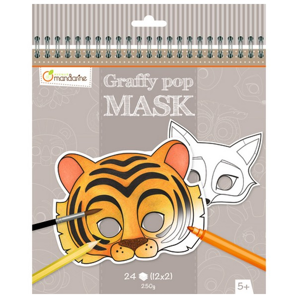 Maskers Dieren