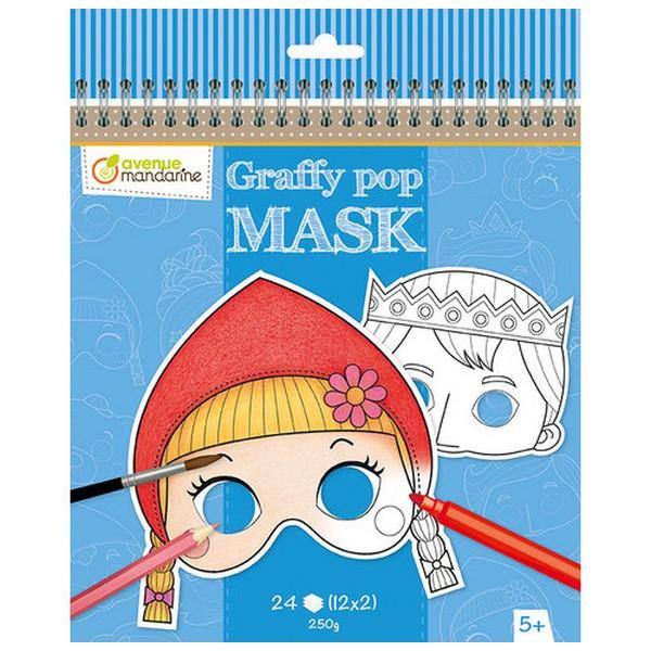 Maskers Sprookjesfiguren