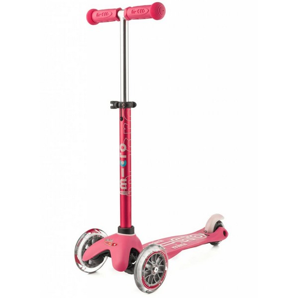 Mini Micro Step Deluxe roze
