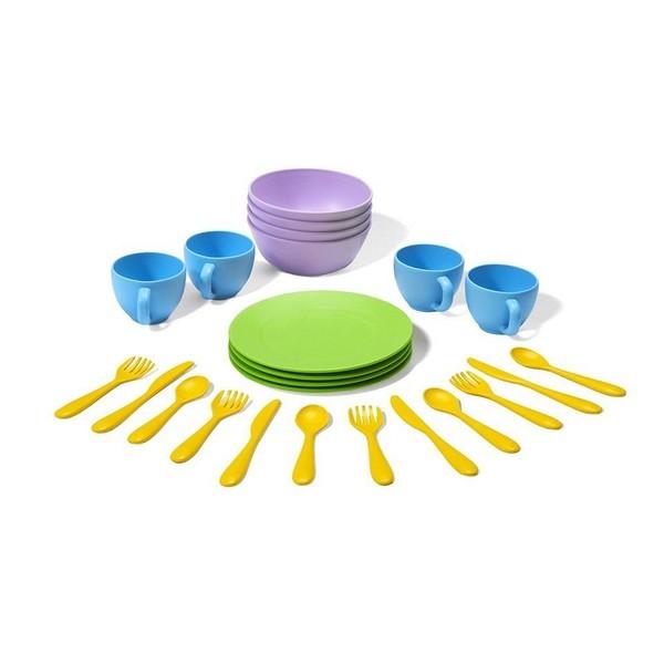 Green Toys Serviesset