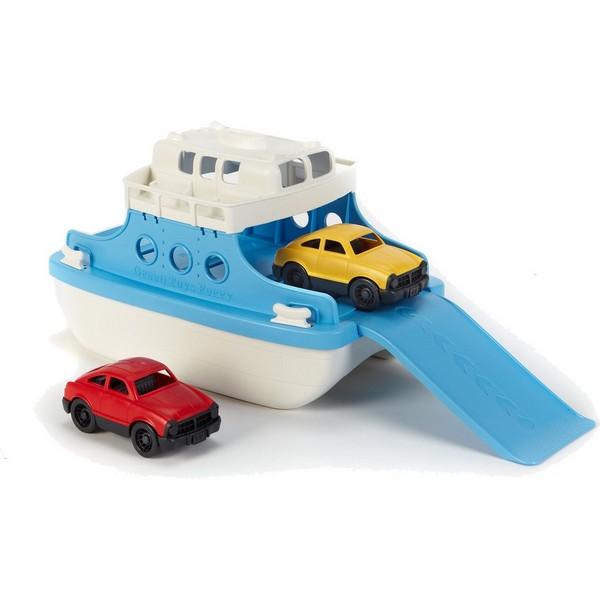 Green Toys Veerboot Blauw-wit
