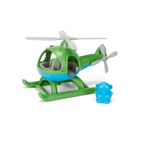 Green Toys Helikopter Groen