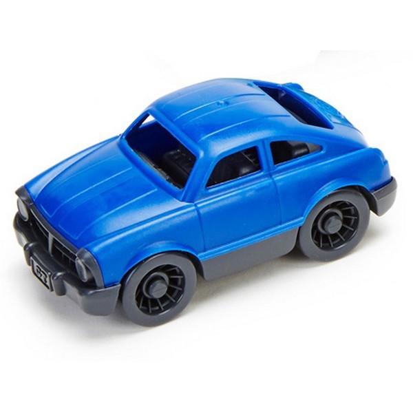 Green Toys Mini Auto Blauw