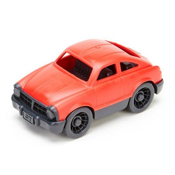 Green Toys Mini Auto Rood