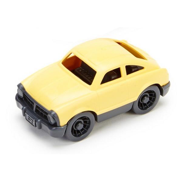 Green Toys Mini Auto Geel
