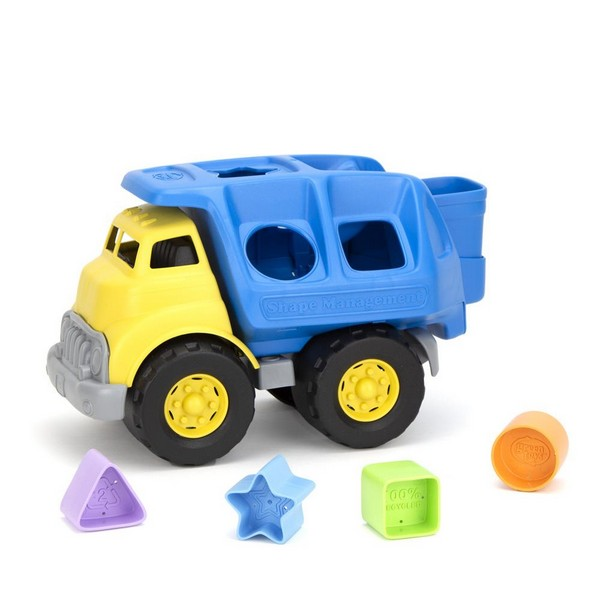 Green Toys Vormenstoof Truck