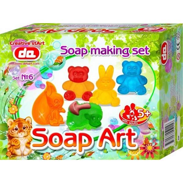 Soap Art Dieren