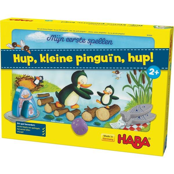 Hup kleine pinguin