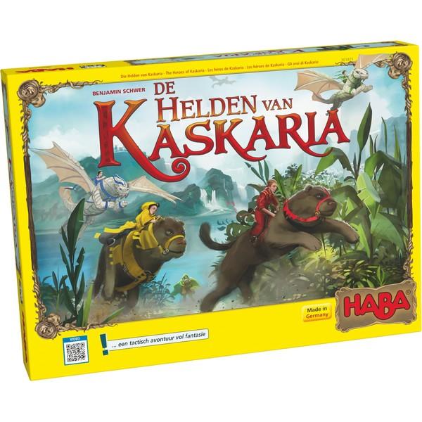 De Helden van Kaskaria