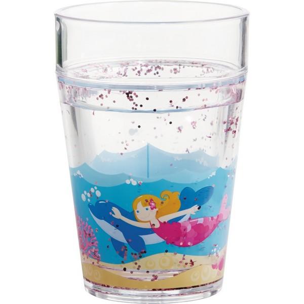 Glitterbeker Waternimf Nele