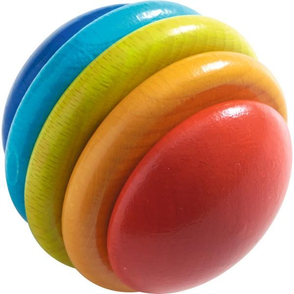 Steekspel Regenboogbal
