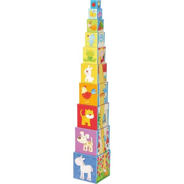 Stapelblokken Rapunzel