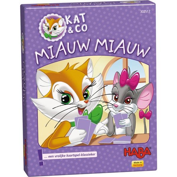 Kat & Co Miauw Miauw
