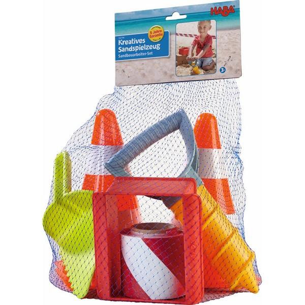 Set voor Zandbouwvakkers