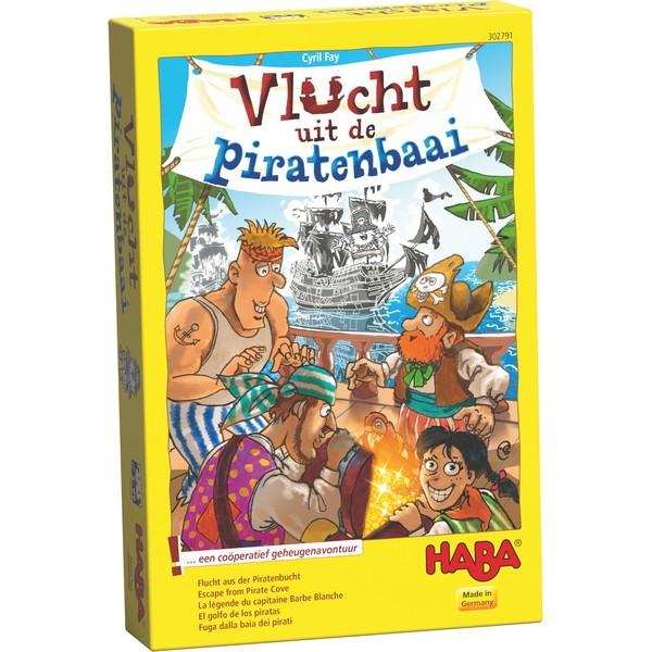 Vlucht uit de Piratenbaai