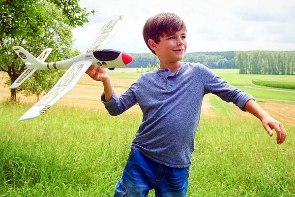HABA Terra Kids Werpvliegtuig Maxi
