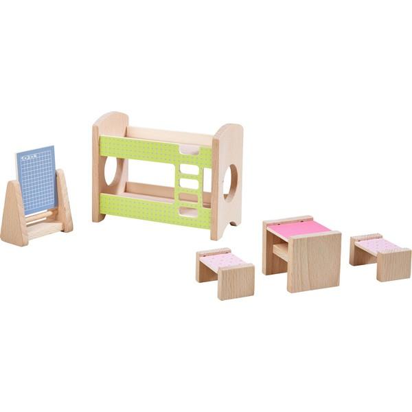 Little Friends Poppenhuismeubels Kinderkamer voor twee