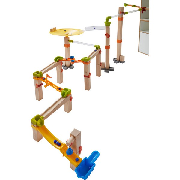Knikkerbaan Master Construction Kit