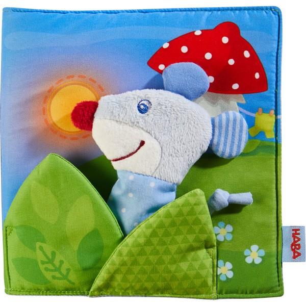 Babyboek stof Goedenacht