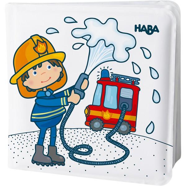 Magisch Badboek Brandweer