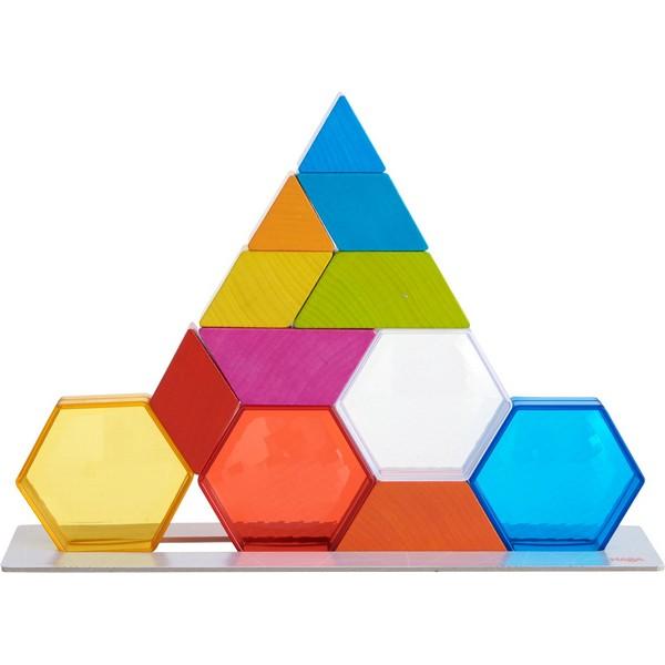 Stapelspel Kleurenkristallen