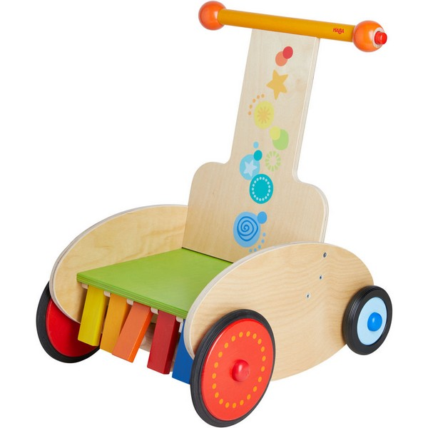 Loopwagen Klikkerbolide