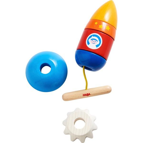 Rijgspel Raket