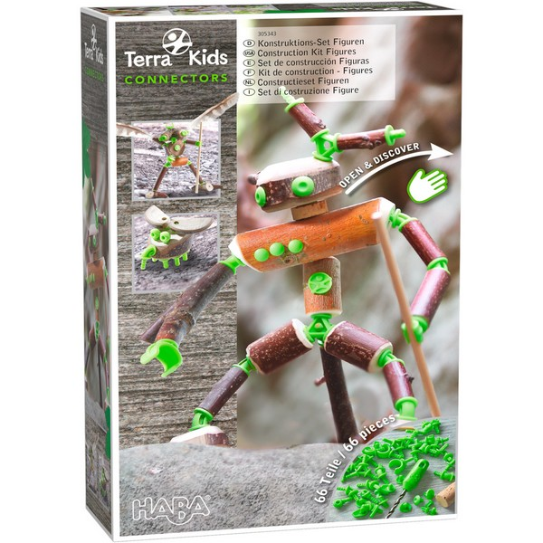 Terra Kids Connectors Constructieset Figuren