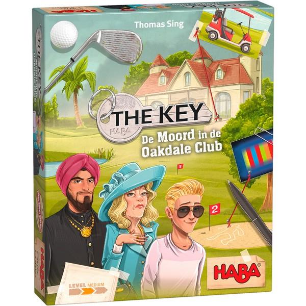 The Key; Moord in de Oakdale Club