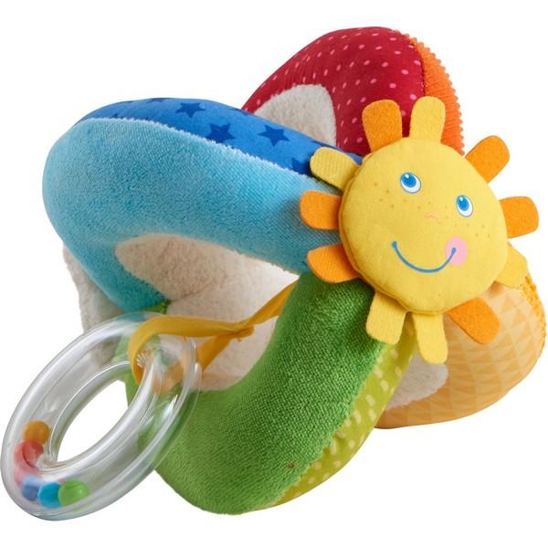 Babybal stof Regenboogwereld