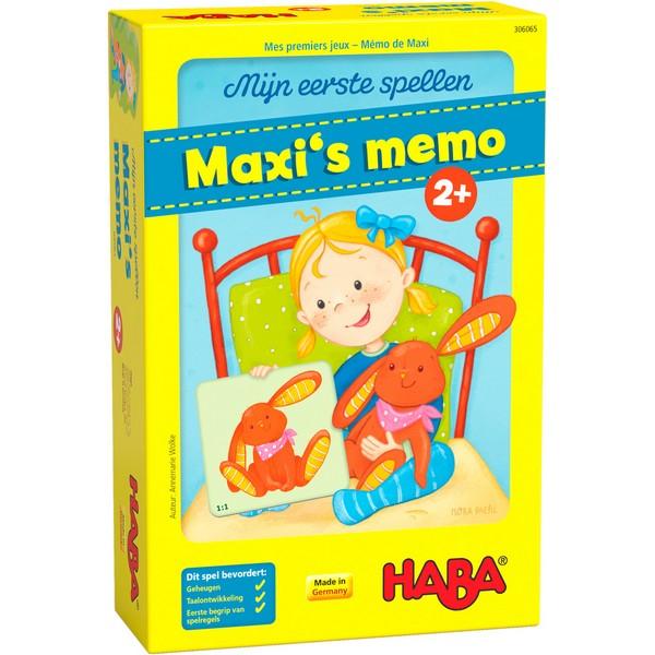 Maxi's Memo