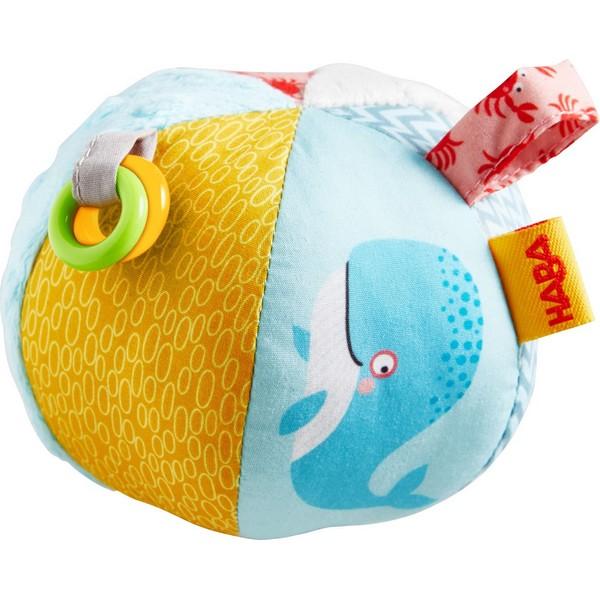 Babybal stof Ontdekkersbal Zeewereld