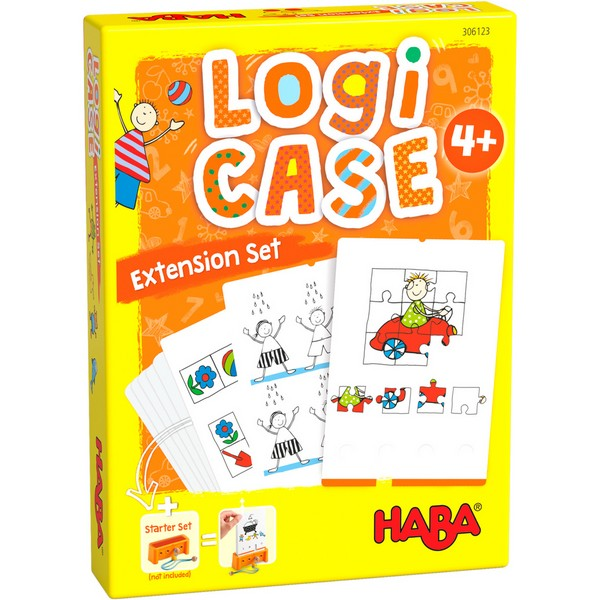 LogiCASE Uitbereidingset Alledaags Leven 4+